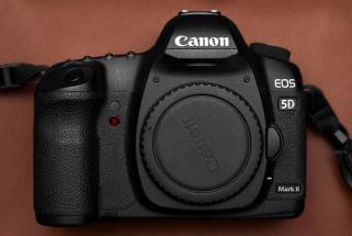 Aparat Canon 5D Mark I w bardzo dobrym stanie
